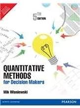 Quantitative Methods For Decision Makers 5Th Edition