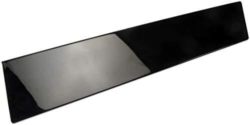 Dorman 926-449 Front Passenger Side B Pillar Molding for Select Ford Models, Gloss Black