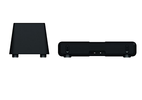 Product Image 3: Razer Leviathan PC Gaming and Music Sound Bar – Dolby 5.1 Surround Sound