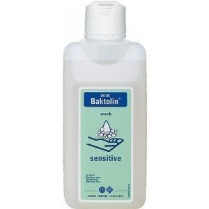 Baktolin Sensitive Hand Washing Lotion, 500ml Bottle (1 Piece) by Bode