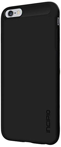 Incipio NGP - Funda para Apple iPhone 6 Plus, Color Negro Transparente