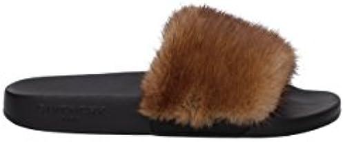 Givenchy Flip-Flops und Holzschuhe Damen - Fell (BE08209806101) 37 EU