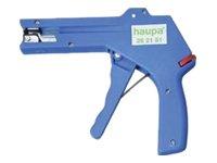 HAUPA Verarbeitungswerkzeug für Kabelbinder blau