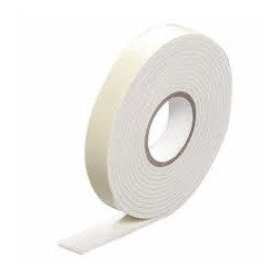 3 Pack of Double Sided Foam Tape, Heavy Duty Strong Craft 3D Card making Mounting 18 mm by 3 metres x 3.