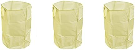 BOICXM Choice 3Pcs Reusable Garden Waste Bags Low price Bag Collapsible Gardening
