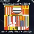 Hungarian Music for Winds by Ligeti, Kurtag, Szervanszky, Orba (1994-10-14)