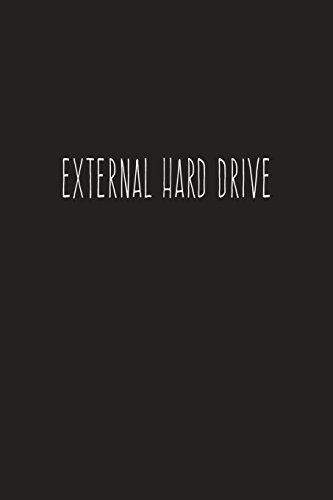 External Hard Drive: Old School Phone/Computer Storage Device