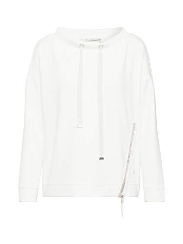 MONARI Damen Sweatshirt Offwhite (20) 42