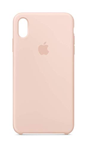 iPhone Xs Max Apple Silicone Case - Pink Sand $16.88