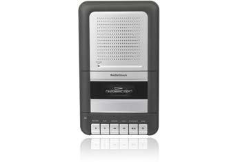 RADIO SHACK Desktop Cassette Recorder