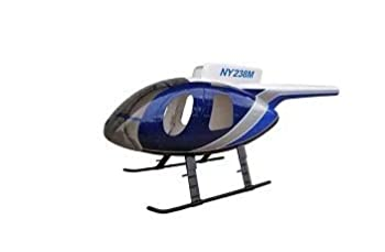RC Helicopter MD500E 450 Pre-Painted fuselage for 450 Size Helicopters.Suitable for Almost All 450 Size 325mm Rotor Blade  Helicopters Such as  Align T-REX450X/XL/SE/SE V2