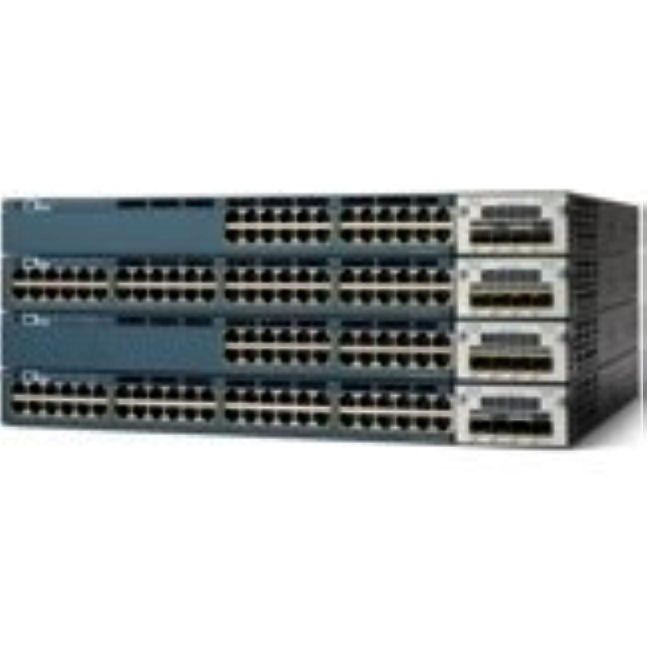 検出可能ちらつき移行Cisco WS-C3560X-24P-L 3560X Series 24 Port Catalyst Switch [並行輸入品]