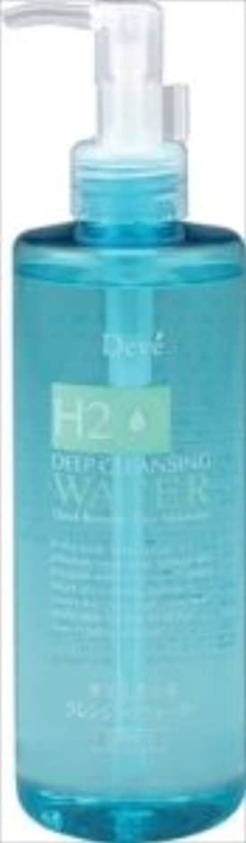 ゴミ箱未来滑る【熊野油脂】【ディブ】ディブ 水でふきとるクレンジングW300ML【300ML】×36点セット (4513574015166)