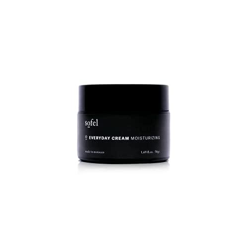 EVERYDAY CREAM l Crema facial I Cuidado diario I Hidratante l Anti arrugas I Organica l Ingredientes naturales I Apto para todo tipo de piel I 50 gr.