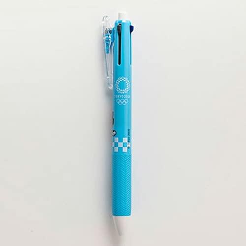 東京2020公式ライセンス商品 3色ボールペン+シャープペン (東京2020オリンピックマスコット) OL-BP010