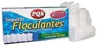 SAQUITOS FLOCULANTES 500 GRAMOS PQS