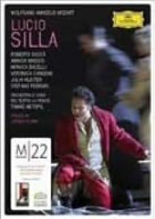 モーツァルト:歌劇《ルーチョ・シッラ》 [DVD]