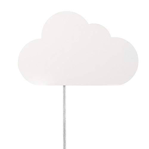 Globe Electric 51492 Novogratz x Globe Nimbus 1-Light Floating Cloud...