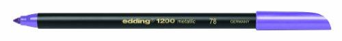 Edding 1200 - Paquete de 10 rotuladores