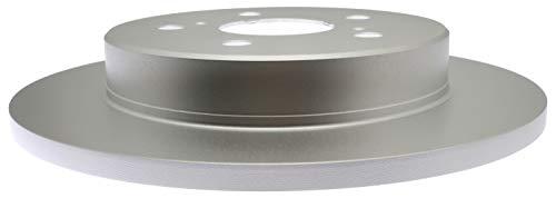 ACDelco Advantage 18A82045AC Coated Rear Disc Brake Rotor