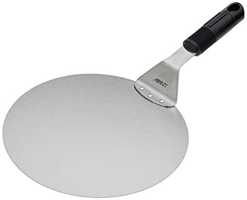 Avanti 15359 Pizza Oven Peel/Spatula, 25 cm Diameter Silver