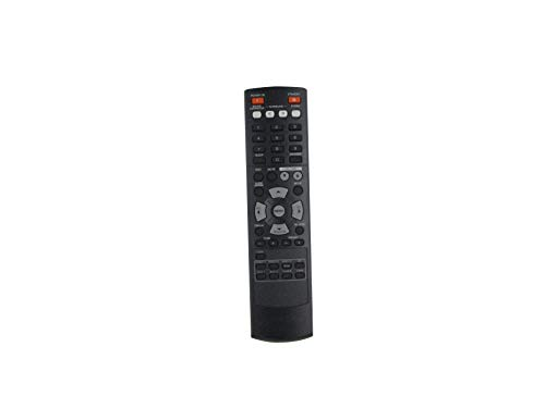 HCDZ Replacement Remote Control for Sherwood RC-107 RX-4208 RC-109 RX-4109 RC-4109B Audio Video AV A/V Receiver Amplifier