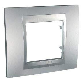 Schneider Electric MGU6.002.30 Marco Plus 1 elemento, Aluminio