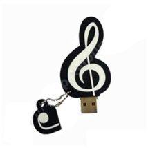 Llavero USB Pendrive 8 GB de música