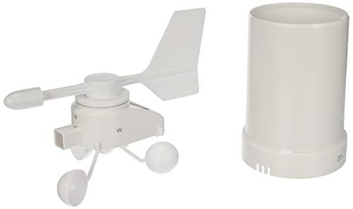 TFA Dostmann Wetterstation-Monitor mit Windmesser
