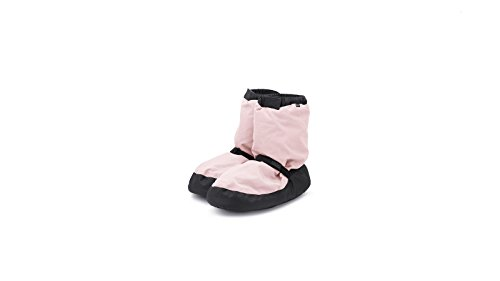 Bloch IM009 Warm Up Stiefel Gr. Small -4/5 UK , Flo Pink