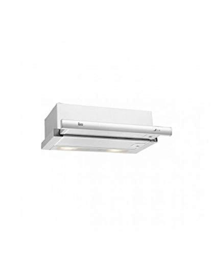 Teka extraible - Campana ecopower cnl6415-w blanco clase de eficiencia energetica a
