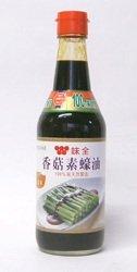 味全『香菇素蠔油 菜食オイスター風ソース』
