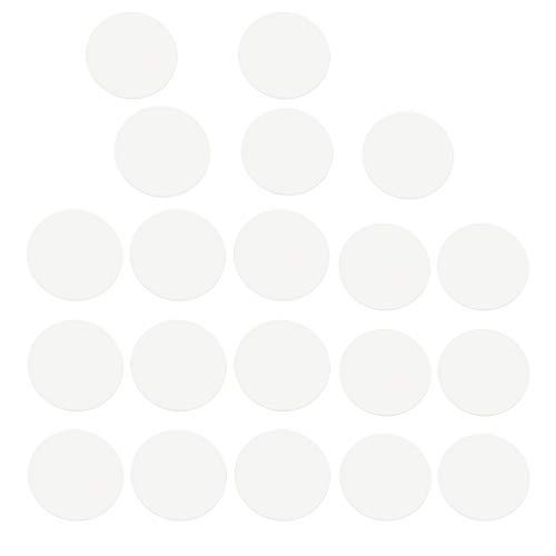IPOTCH Cristales Hechos para Reemplazar Vidrio de Reloj de Pulsera o de Bolsillo