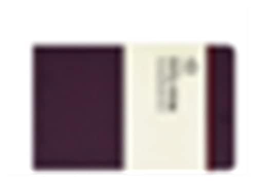 zeichenbuch Leinwand Leinen 200g Aquarell Papier Glycerin Pigment Handbuch Handgemalte Skizze Wasserlösliche Bleistifte Papierkunst liefert a4 zeichenbuch (Color : 4)