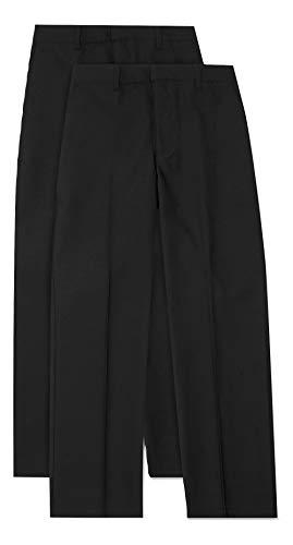 Smart Classic 2PK - Pantalones escolares para niños (3 colores)