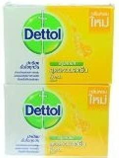 Dettol Soap Bar Fresh [Pack of 4].., Thailand