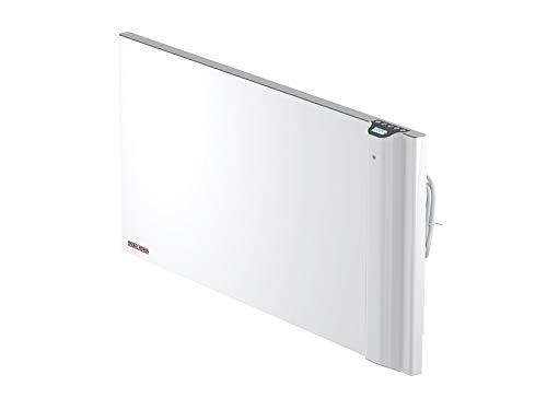 STIEBEL ELTRON elektronisch geregelter Duo-Wandkonvektor CND 150, 1,5 kW, für ca. 15 m², LC-Disyplay, 2 Heizsysteme, Offene-Fenster-Erkennung, Wochenschaltuhr, Verbrauchsanzeige, 234815