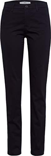 BRAX Damen Style City Sport Premium Five Pocket Uni Hose, Perma Blue, W27/L32(Herstellergröße: 36)