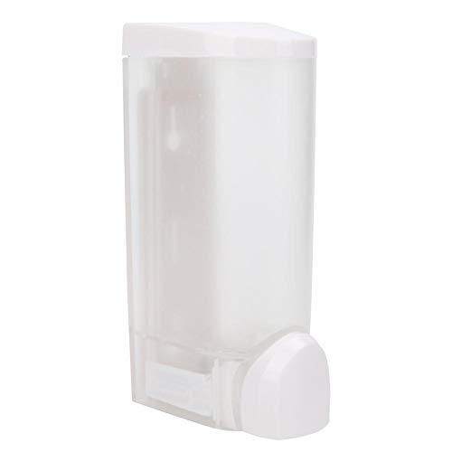 300ml Zeepdispenser, Handdesinfecterend Dispenser, Badshampoo Hangende Zeepfles, Mobiele Telefoonpers, Gemakkelijk schoon te maken, Zeer Geschikt voor gebruik in de Badkamer