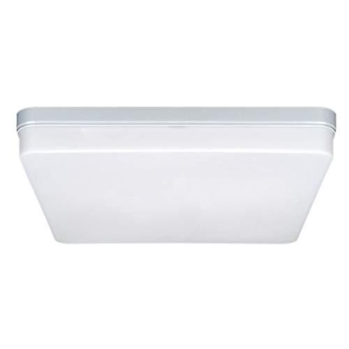 QIQIDIAN Plafon Led De Techo, AC85-265V Downlight LED Moderno para Iluminación del Hogar para Baño Dormitorio Cocina Balcón Pasillo Sala De Estar Comedor, IP44 [Clase De Eficiencia Energética A+]