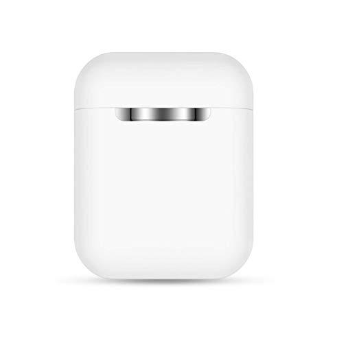 i12 TWS - Auricolari senza fili Bluetooth 5.0 con riduzione del rumore, auricolari sportivi con IPX7, auricolari stereo impermeabili per iPhone Android Samsung