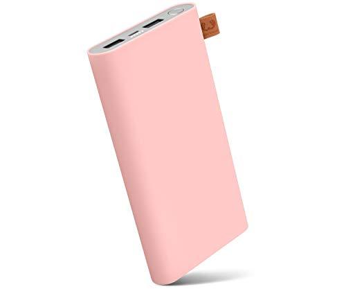 Fresh 'n Rebel powerbank 12000 mAh cupcake | draagbare oplader/externe accu met 2 USB-poorten