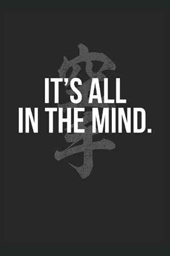 karate gifts : It's All In The Mind.:...