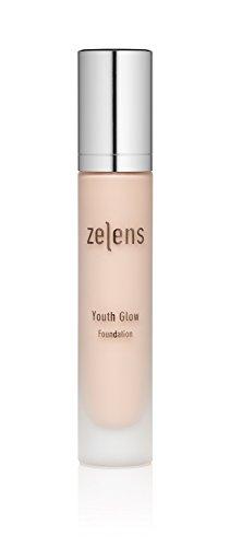 ZELENS Fond de teint Youth Glow Cream, 150gr
