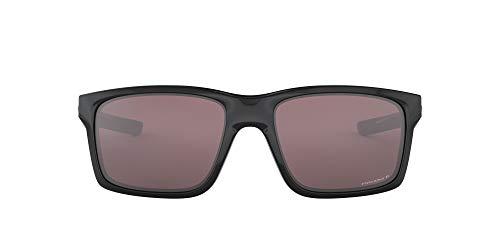 Oakley Sonnenbrille Mainlink Gafas de sol, Polished Black, 57 para Hombre