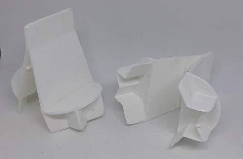 Ausstechform Zimtstern-Ausstecher, 4,0 cm klappbar Kunststoff