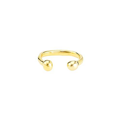 Uno de 50 Damen-Armreif Vergoldet teilvergoldet 15 cm - PUL0467ORO0000M