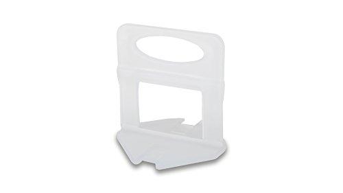 Rubi 2868 Bridas, Blanco, 6-15 mm, Set de 400 Piezas