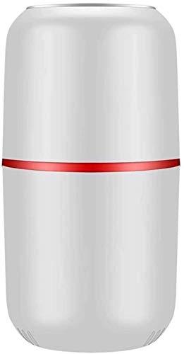 AOIWE Tragbare Espressomaschine, spezielles Mahlmotor mit hoher Leistung, PS, zart und Mahlen, manuell von Kolben betrieben, geeignet für Reisen und Küche Energie s