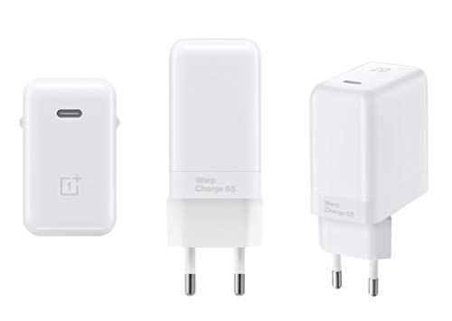 ONEPLUS Warp Charge 65 USB-C Wall Charger 5481100042 - White